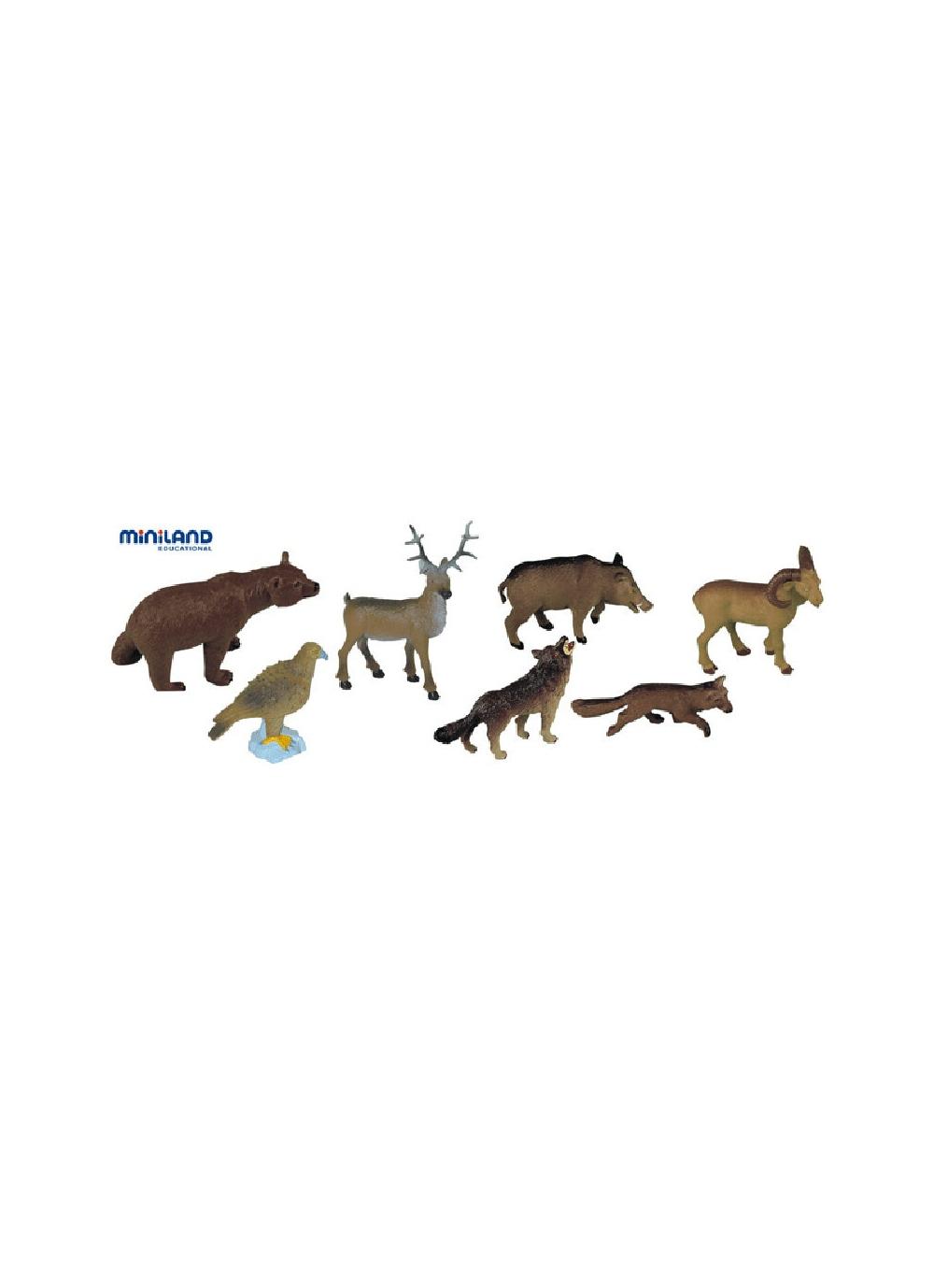 Del Figuras 8 En Con Bote Asa Bosque Diversal Animales es m0vNwnO8Py