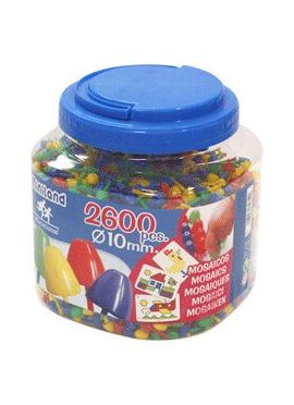 Bank 2600 Nadeln 10 mm