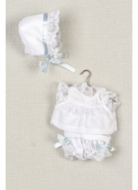 MINI CONJUNTO DE BOLILLO BLANCO