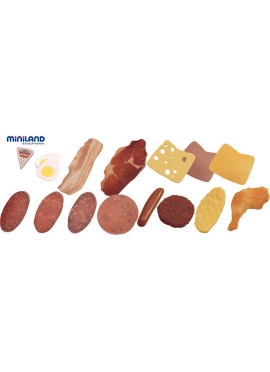 Cold cuts Assorted 16 PCs per Bag