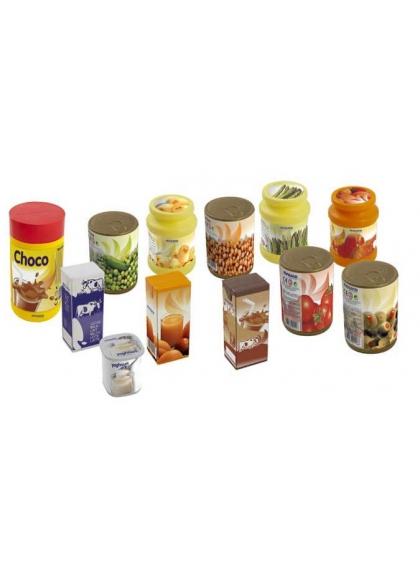 Gamme de Produits alimentaires Emballés 12 pcs dans un Sac