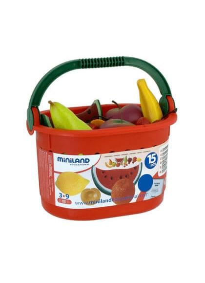 Cestita de Fruits 15 pcs