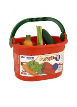 Cestita de Légumes 11 pcs