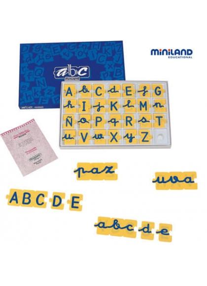 Alphabet Großbuchstaben/Kleinbuchstaben Puzzle 168 Stück