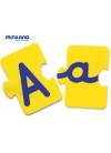 L'alphabet Majuscules/Minuscules Puzzle 168 pc