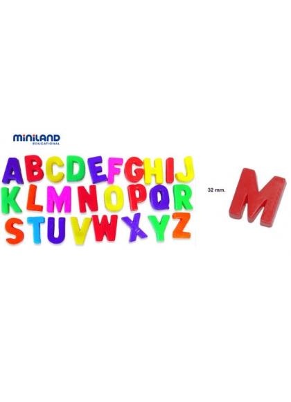 Магнитные буквы прописные 310 шт.