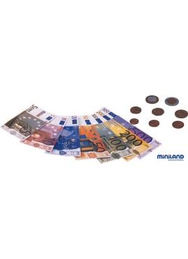 Портфель из 28 банкнот + 80 монет