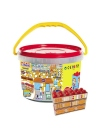 Combisticker Supermarché 104 détails de la Banque