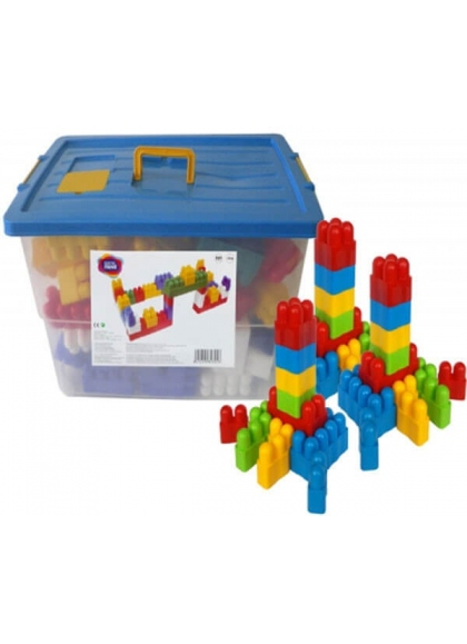 Blockis XL cubeta XL 150 piezas