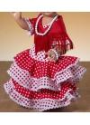 Платье Sevillana
