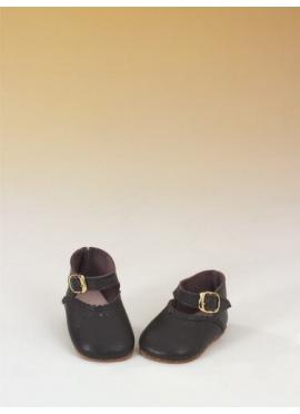 Merceditas Shoes Brown