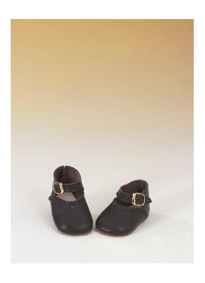 Zapato Merceditas Marrón
