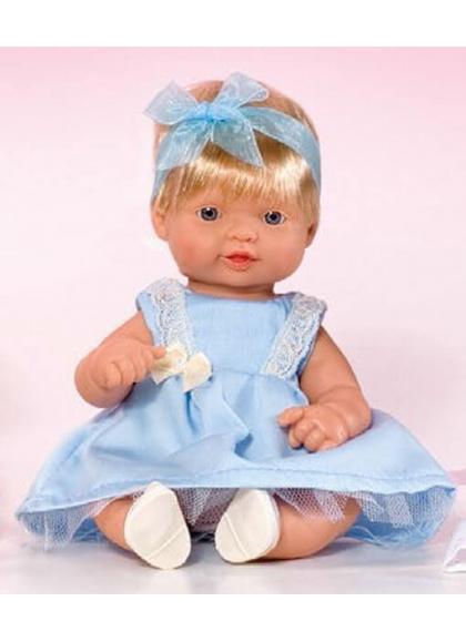 Ñaco Голубое платье