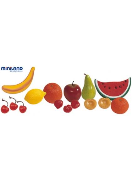 Fruits de 15 pcs
