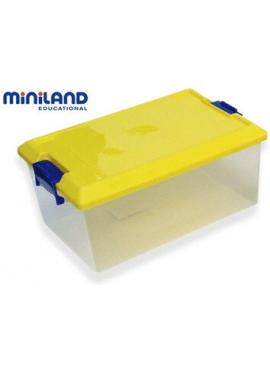 Envase de Plástico 9 L-34x17x22 cm