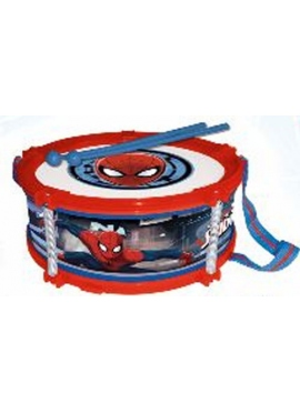 Tambor Grande Spiderman