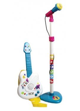 Le micro et la Guitare de Pocoyo