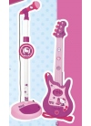 Le jeu de Guitare et Micro Hello Kitty