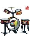 Juguetes Juguetes Musicales Baterias y Tambores Bateria Completa Fire-Beat
