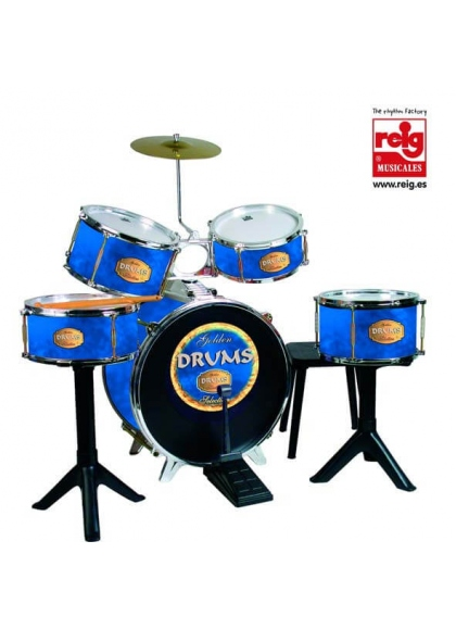 Batteria Golden Drums