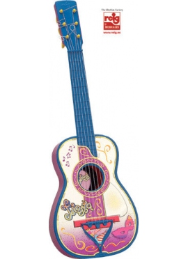 Guitarra Popular 6 Cuerdas