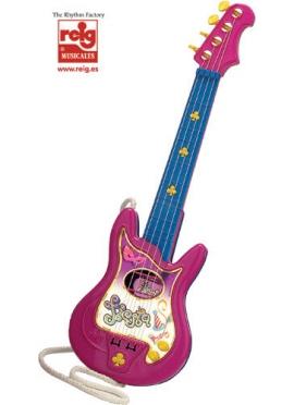 Guitare Électrique Forme