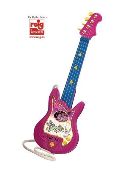 Guitarra Forma Eléctrica