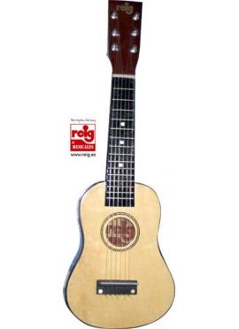 Gitarre Holz 52 cm