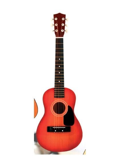 Guitarra Madera 75 cm