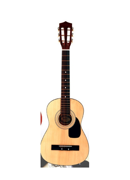 Guitarra Madera 85 cm