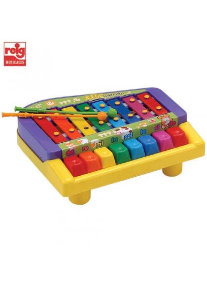 Xilofón Piano dans l'Étui (Éco-Matériaux)