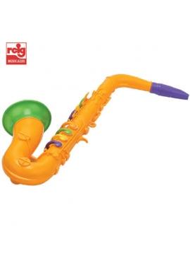 Saxofón 8 Notas 41 cm en Bolsa (Materiales Ecológicos)