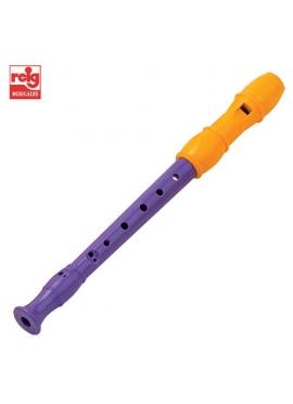 Flauta de Pico con Método y Limpiador en Bolsa