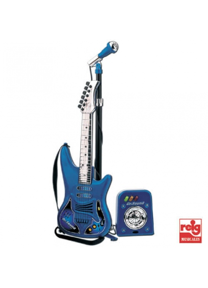 Set Guitarra, Micro y Bafle