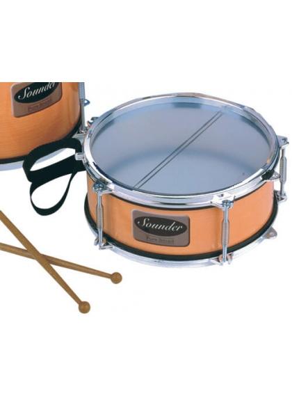 Metallic Sounder Drum