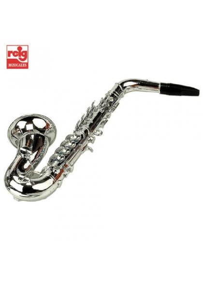 Saxophone Métallique 8 Notes de l'Étui