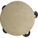 Pandereta Madera 14 cm 4 Platillos