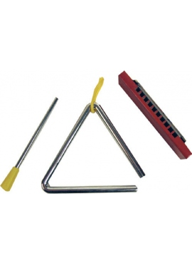 Set Triángulo + Armónica