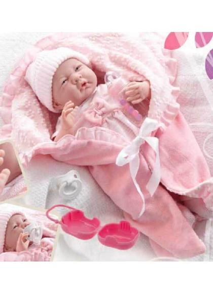 Muñecas Berenguer Boutique la Newborn LA NEWBORN CON ACCESORIOS