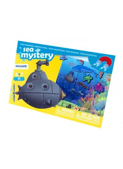 Juguetes Juego Educativo Juegos de Reglas Iniciación Al Lenguaje On the go Discover: Sea Mistery