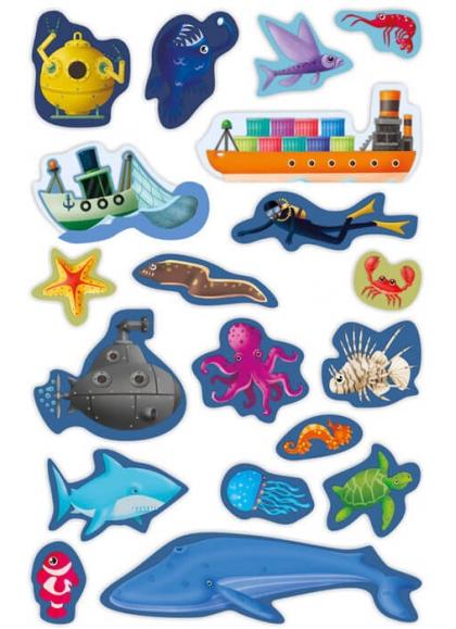 On the go Discover: Sea Mistery