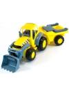 Super Tracteur avec Remorque