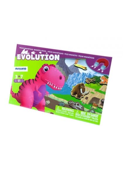 Juguetes Juego Educativo Juegos de Reglas Iniciación Al Lenguaje On the go Discover: Evolution