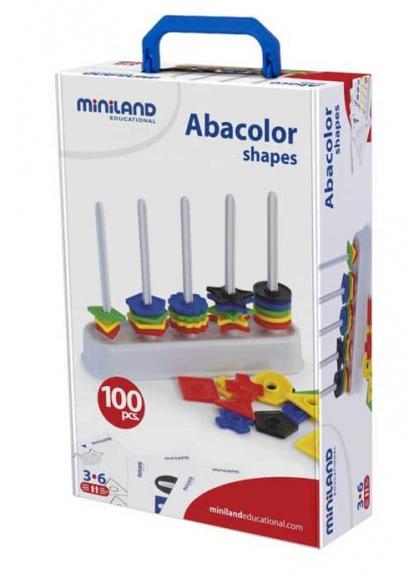 Abaco + 100 Formas + 24 Actividades
