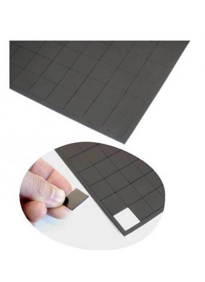 Magnet-Kleber 2x2 cm, 140 Stück