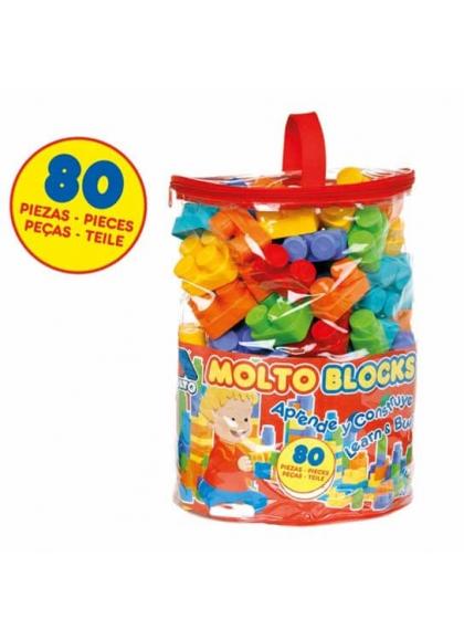 Bag Blocks 80 pcs