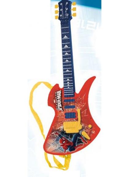 """Guitare Électronique """"Spiderman"""""""