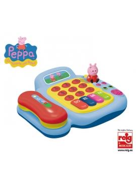 Activy Teléfono Peppa Pig