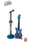 Conjunto Guitarra y Micro