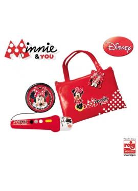 Handbag with Micro Hand